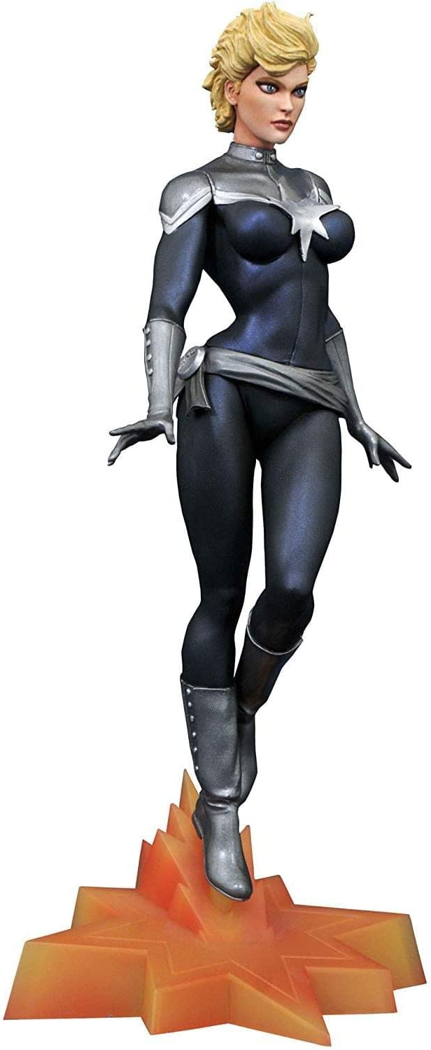 Diamond Select Estatua Capitana Marvel (Agent of S.H.I.E.L.D.) 25 ...
