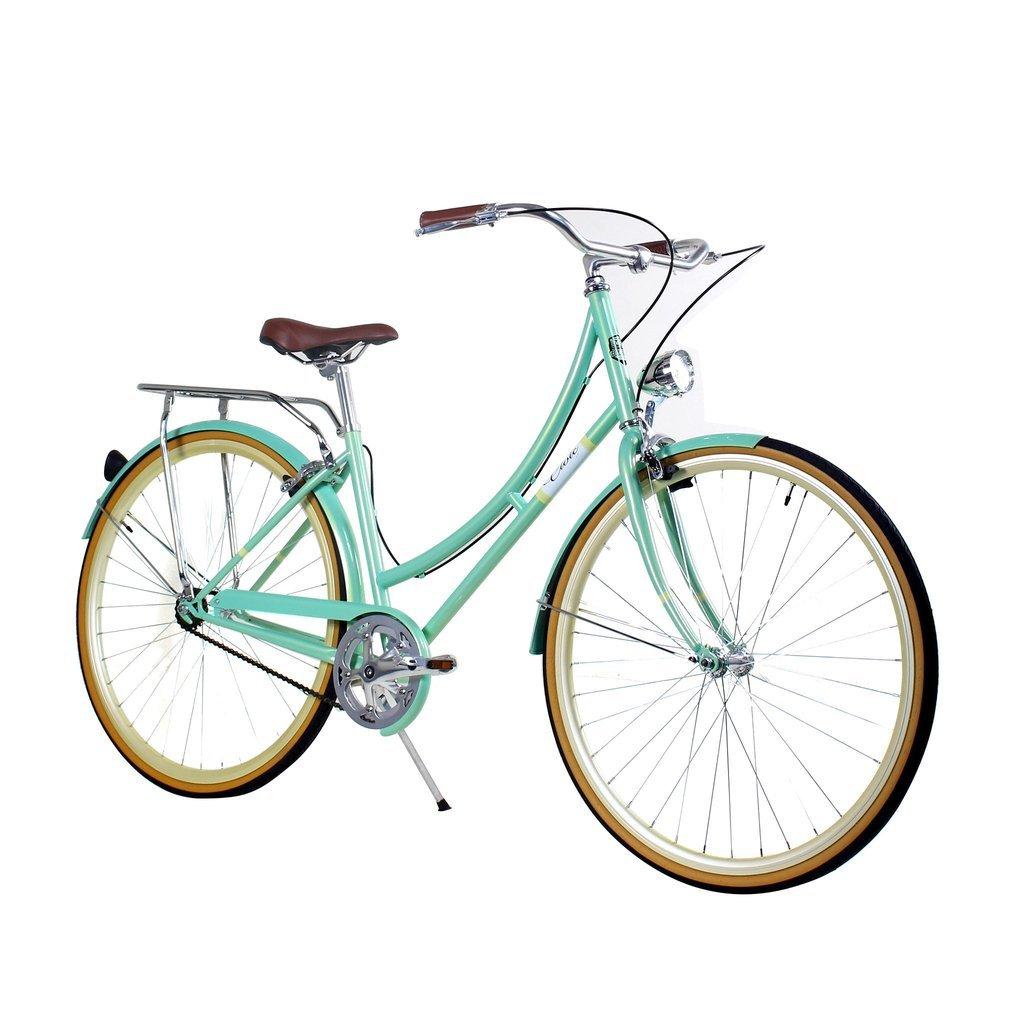 Zycle Fix 44 cmバイク固定ギアレディースシビックシリーズ自転車 – Minty B01N9SS9GA