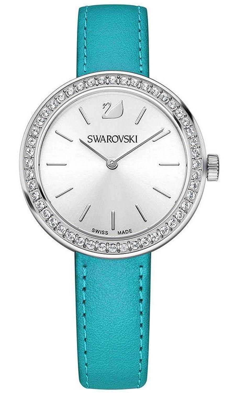 Swarovski 5187556 Daytime Lagoon Blue Damen Uhr