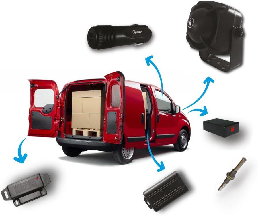 Beeper XR5VUL Alarma Universal para Vehículos Comerciales ...