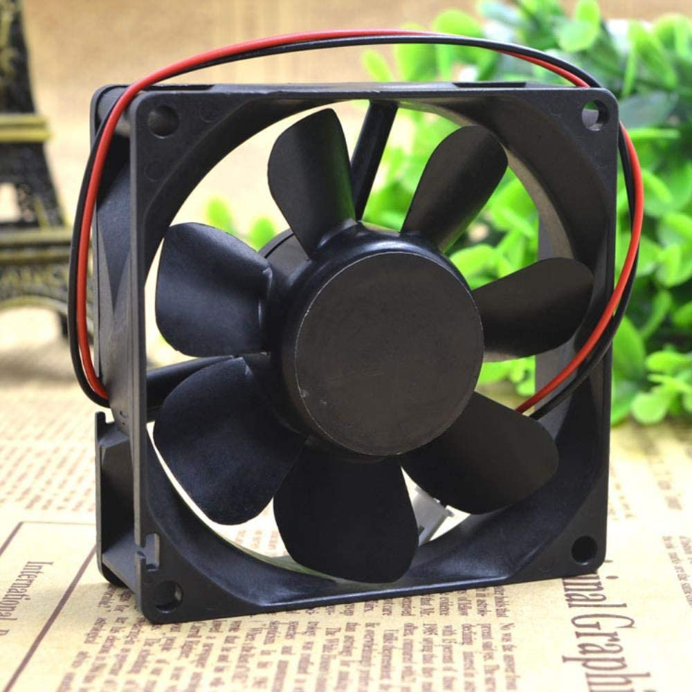 for Sanyo 80255V 0.25A 109R0805F4D01 8CM 3-line Double Ball Cooling Fan