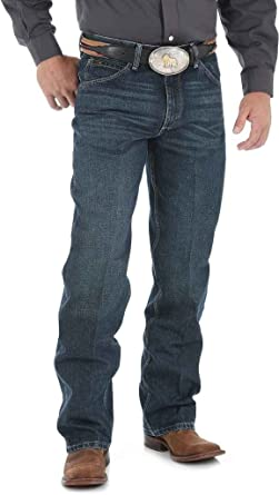 583d3067 Image Unavailable. Image not available for. Color: Wrangler Men's 20X 01  Competition Relaxed Jean Cool Vantage ...