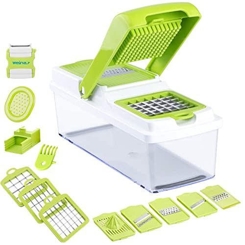 Weinas Food Chopper Vegetable Slicer