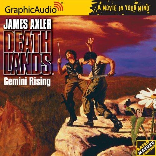 By James Axler Deathlands # 46 - Gemini Rising (Deathlands) (Deathlands) (Unabridged) [Audio CD]