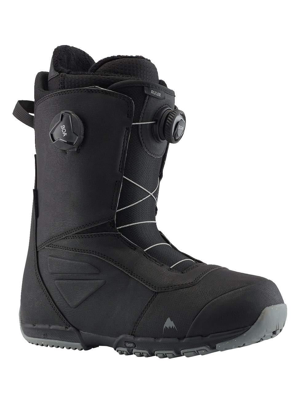 Men's Ruler Boa Black Boots