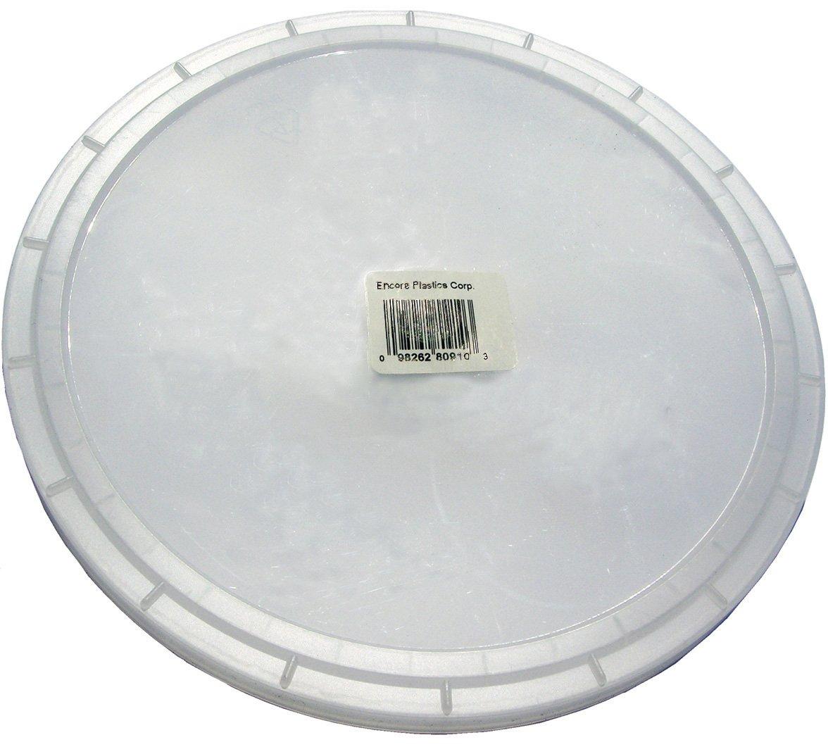 Encore Plastics 80900 Mix'N Measure Lid, 5-Quart Encore Plastics 80900 Mix' N Measure Lid ZipWall