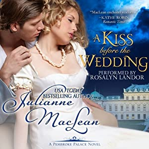 A Kiss Before the Wedding Audiobook
