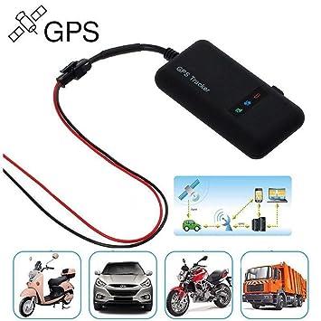 guoshi594 GPS para Coche en Tiempo Real, rastreador GPS para Coche, localizador satelital GPS