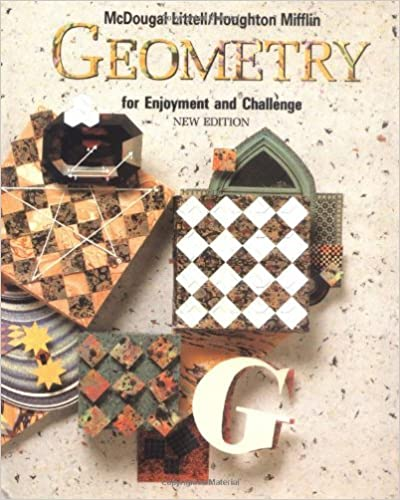mcdougal geometry for enjoyment workbook answers
