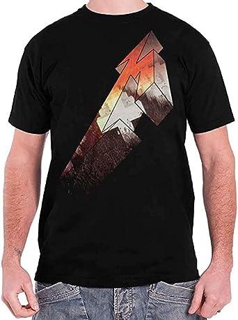 Metallica M Puppets - Camiseta para hombre, color negro: Amazon.es: Ropa y accesorios