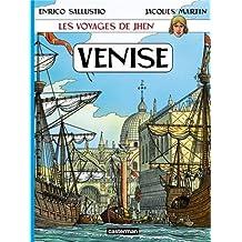 VOYAGES DE JHEN (LES) T.05 : VENISE 2006