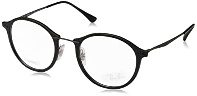 6e6282628b7 Image Unavailable. Image not available for. Color  Ray-Ban Unisex RX7073  Eyeglasses ...