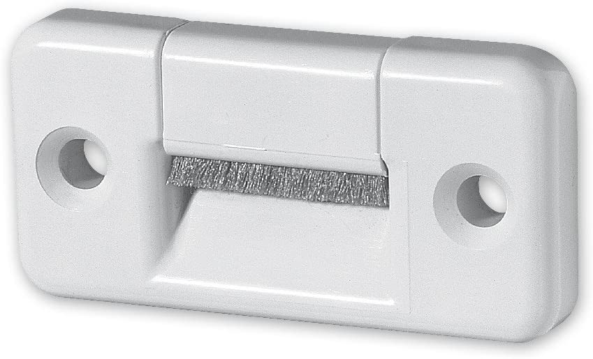 rechteckig bis 23 mm Gurtbreite Gurtführung mit Bürstendichtung Montage ohne