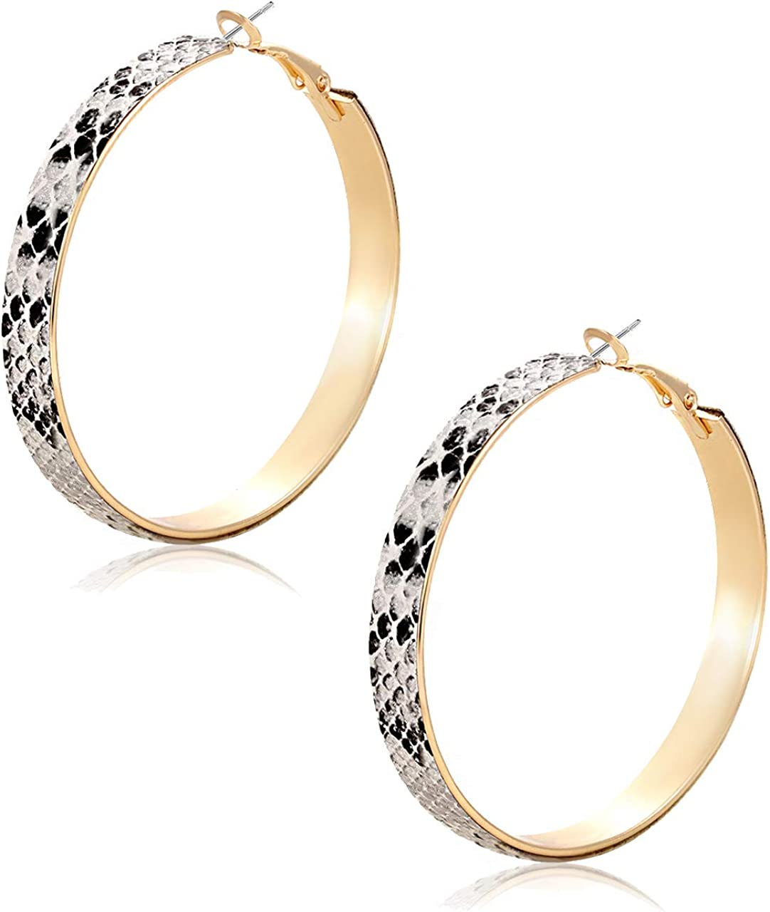 PHALIN Hoop Earrings...