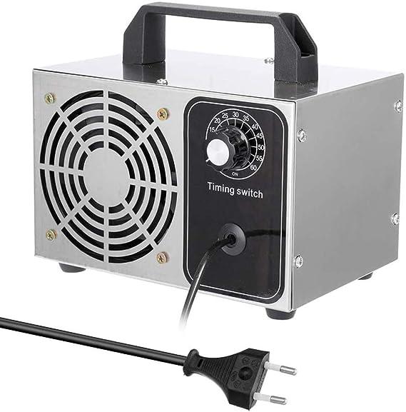 LALEO 24g/h Generador Portátil del Ozono/Purificador de Aire ...