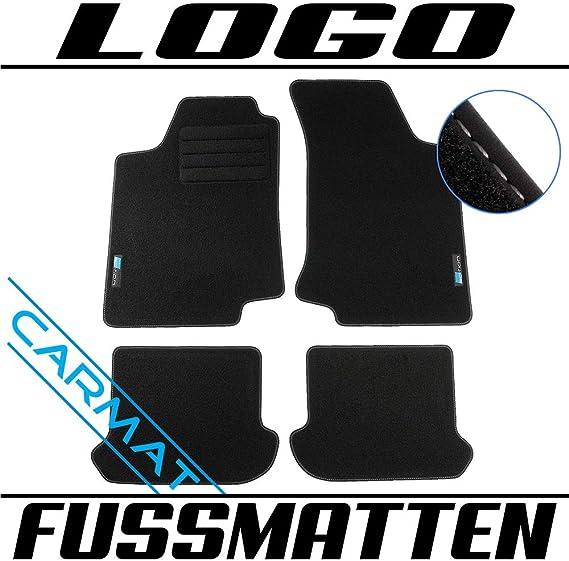 Carmat Fussmatten Mit Logo Vvvv Goy91 L B Auto