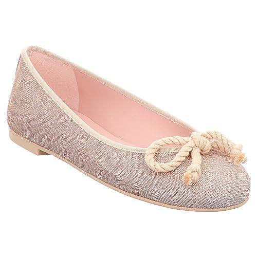 Pretty Ballerinas 38165, Ballerine Donna Rosa, (Rosa), 36 EU  Amazon