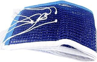 Filet Pliable Remplacement Net,Portable durable Tennis de table Net,Bleu,175CM
