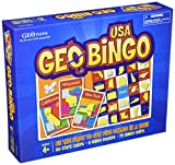 Best Educational Boards - GeoBingo USA Educational Geography Board Game Review