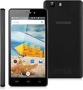 Doogee X5 Pro - Smartphone Libre 4G Android 5.1 (Quad Core, 5.0 ...