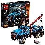 LEGO- Technic Camion Autogrù, Multicolore, 42070 LEGO