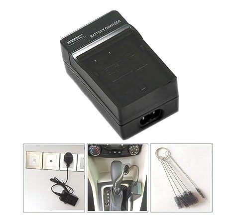 Nueva esyu119 ® D-LI90 AC/DC cargador de pared cargador + ...