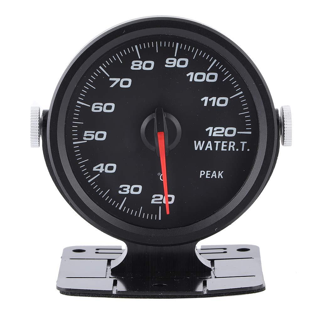 CAMMUS Universal Water Temperature Gauge Racing 60mm Tinted 17 ...