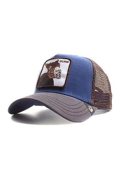 Goorin Bros. - Gorra de béisbol - para Hombre Azul Azul: Amazon.es ...