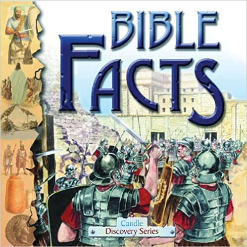Gratis uk lyd bog download Bible Facts (Candle Discovery Series) PDF iBook PDB 185985740X