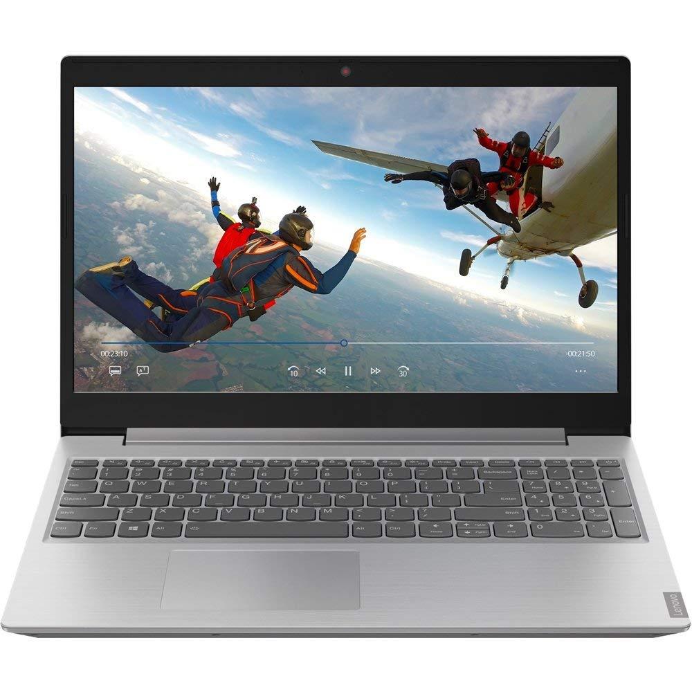 2019 Lenovo IdeaPad L340 15.6 Laptop Computer, AMD Ryzen 3 3200U up to 3.5GHz, 8GB DDR4 RAM, 256GB SSD, DVDRW, 802.11ac WiFi, Bluetooth 4.2, USB-C, HDMI, 1 Year Extended Warranty, Grey, Windows 10