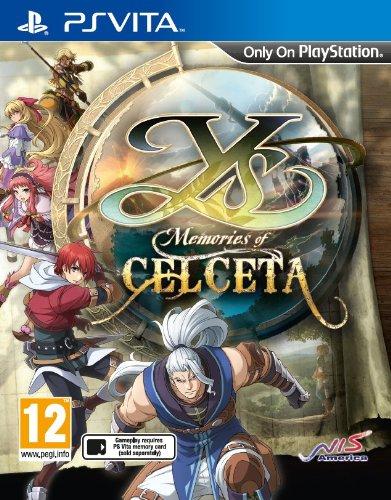 Ys: Memories Of Celceta /vita