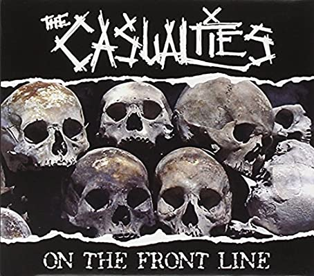 Punk rock love the casualties lyrics