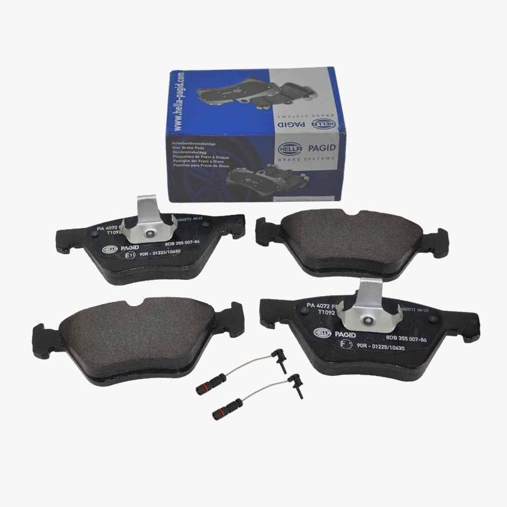 FRONT CERAMIC BRAKE PADS FOR BMW 540i 1997 1998 1999 2000 2001 2002 2003