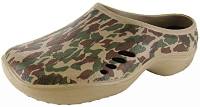 Womens Women's Yard Dawgs Shoes Blue Camo Sale Cheap Size 40