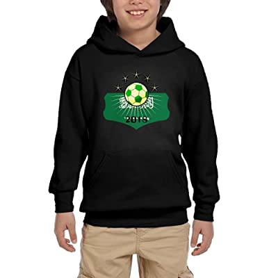 Soccer Game 2018 Saudi Girl Casual With Pocket Hooded Hot Tops Pullover Sweatshirts