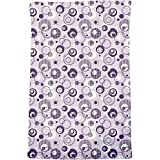 Circle Dance Bath Towel