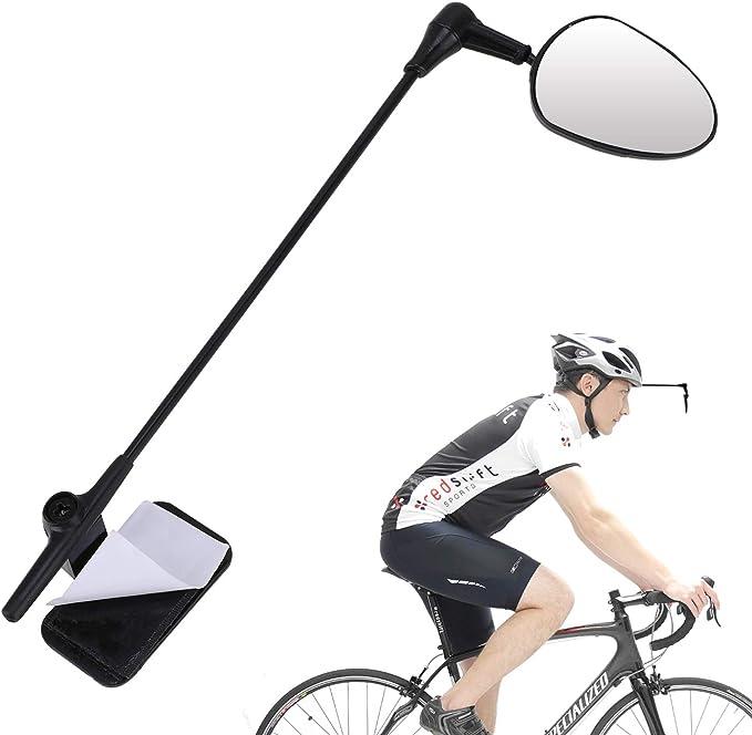 TAGVO Espejos para Bicicletas, Seguro Espejo Retrovisor para Bici ...