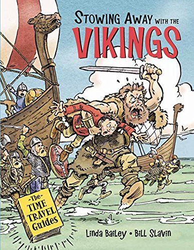 Stowing Away with the Vikings (The Time Travel Guides)