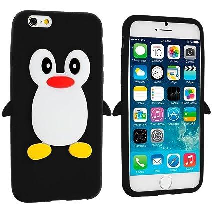 apple iphone 8 case penguin