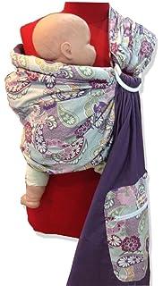 Didymos Woven Baby Wrap Prima Sole Occidente Size 6 470 Cm Blue