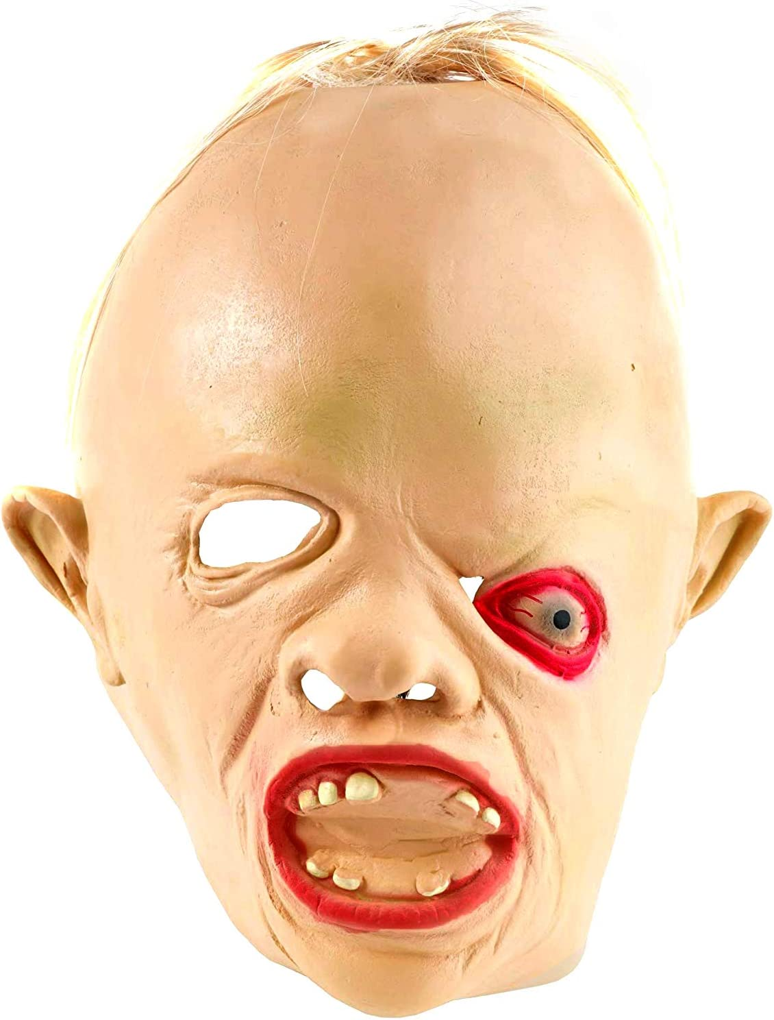 Halloween Costume Sloth Goonies Movie Horror Dress Up Latex Party Masks