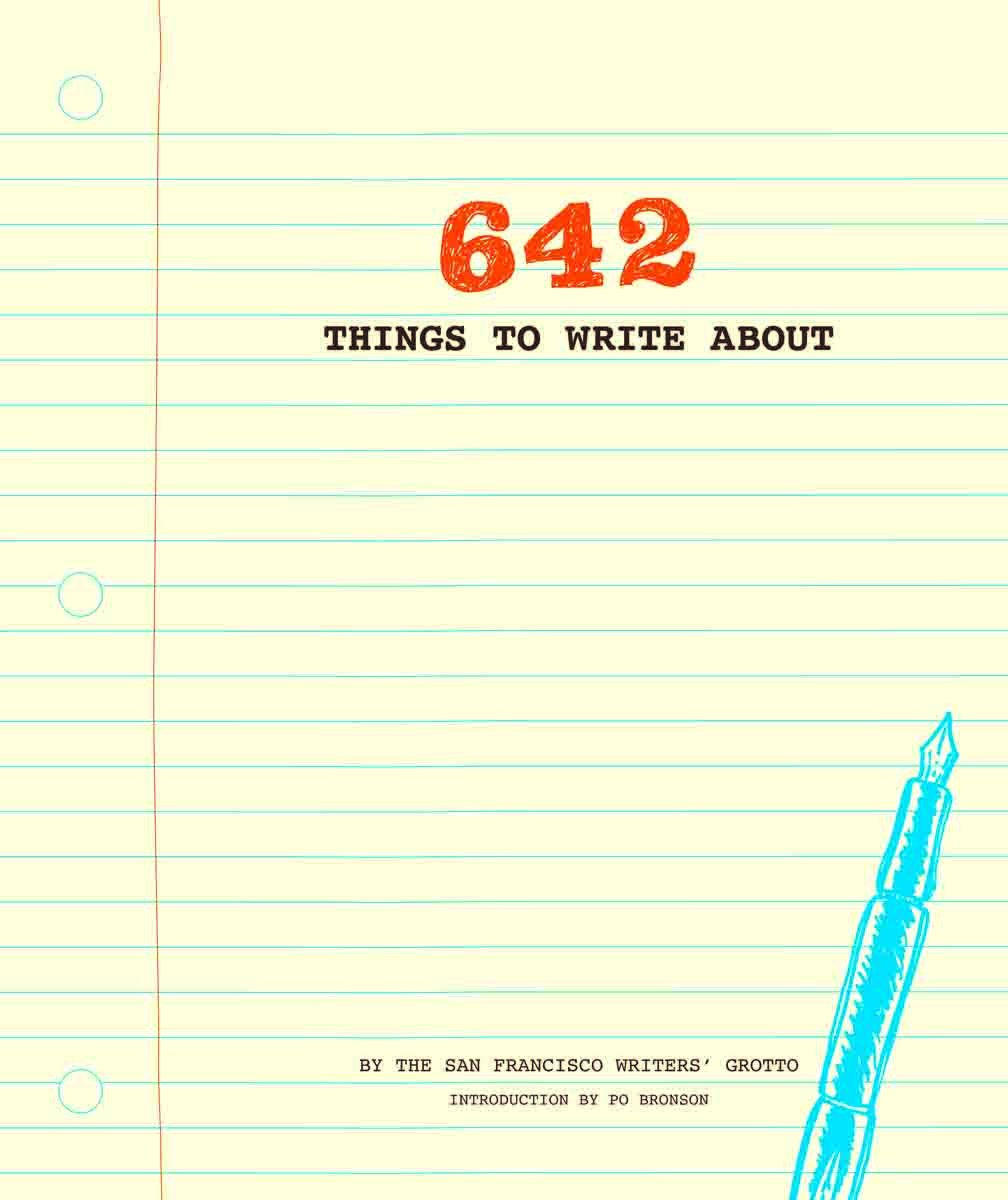 Things Write Francisco Writers Grotto product image