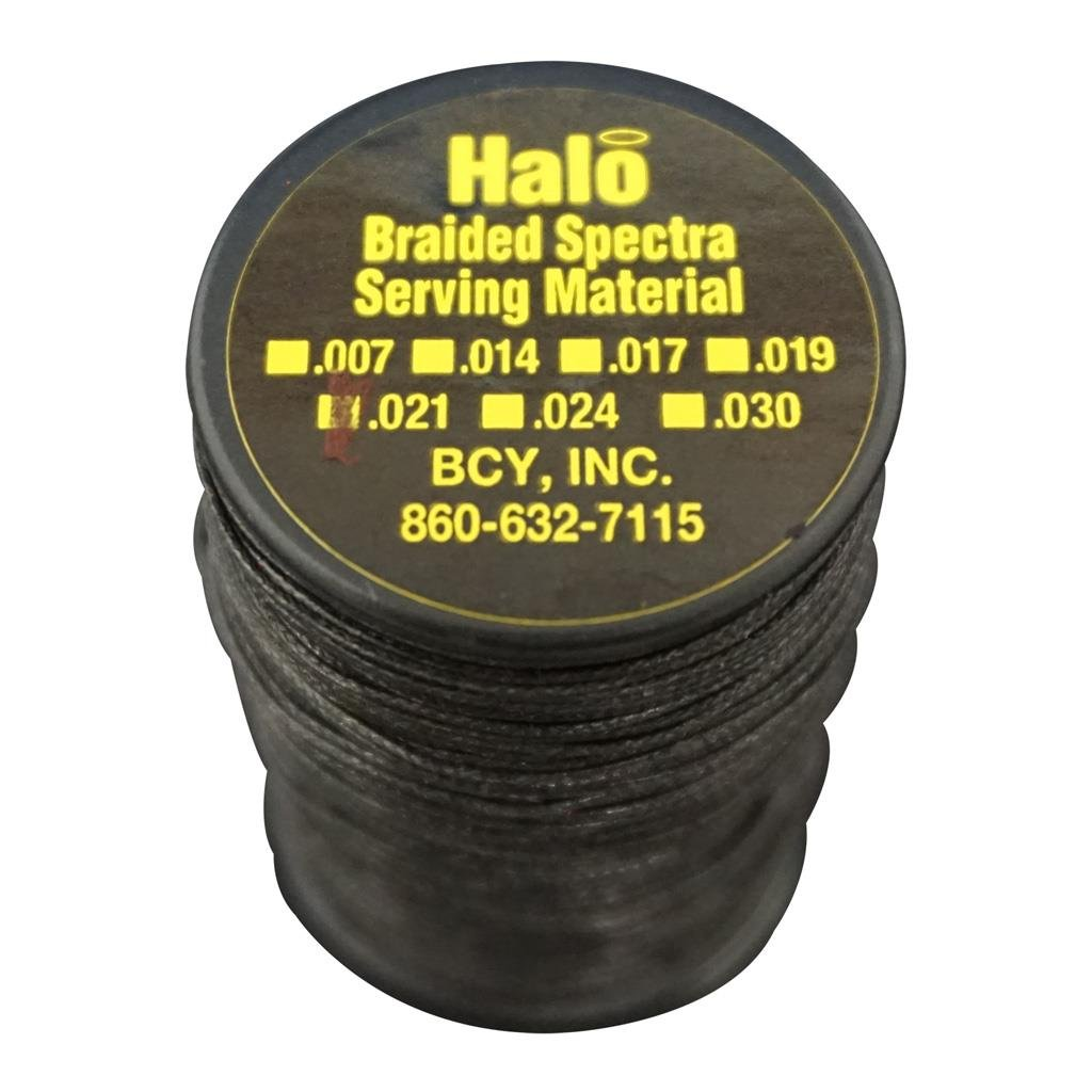 BCY Halo Serving black 021 75 Yds