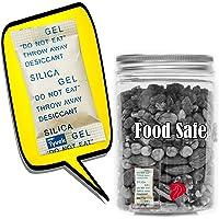 SG 200g Silica Gel Desiccant Dehumidifier Dupont Tyvek Sachet   Premium Food Safe   100X2g packets per lot