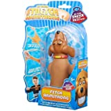Stretch Armstrong Brown Dog Fetch Armstrong