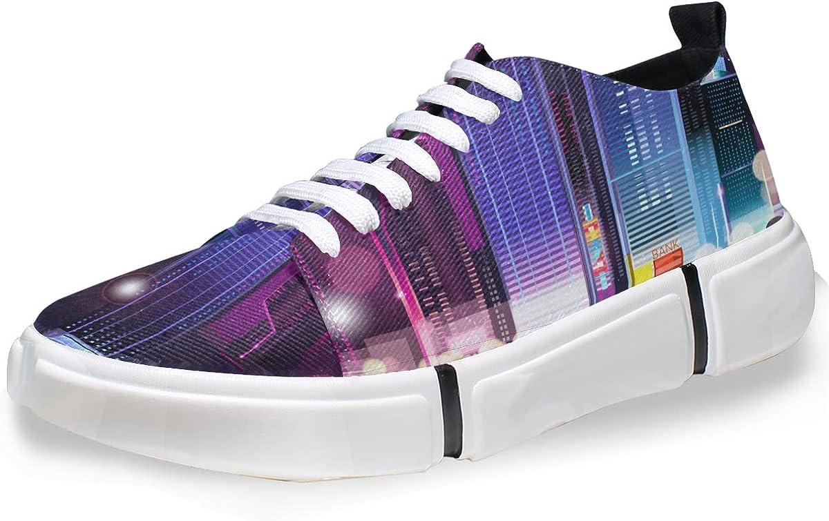 FANTAZIO Urban Metropolis - Zapatillas de Running para Hombre: Amazon.es: Zapatos y complementos