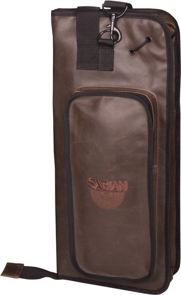 Sabian Performance Accessories QS1VBWN Drumstick Bag, Vintage Brown