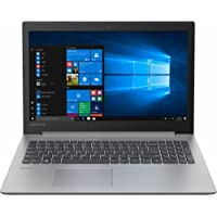 "Lenovo Ideapad 15.6"" Pro Build Laptop 2018 Latest Computer, Intel Celeron N4100 up to 2.4GHz, DVD, WiFi, Bluetooth, Windows 10, Gray, Choose Ram and HDD/SSD Size"