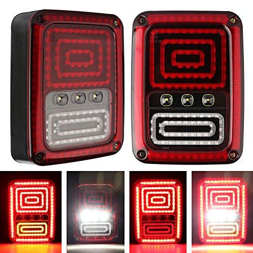 Aukmak Rear Lights Assembly Wrangler product image