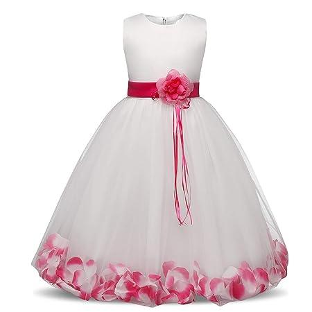 Vestidos de Verano para niñas y niños, Vestido Formal de ...